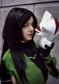 Cosplay-Cover: Cheshire (Young Justice ver.)