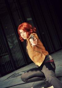 Cosplay-Cover: Natasha Romanoff