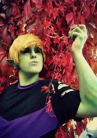 """Cosplay-Cover: Theodore """"Teddy"""" Rufus Altman [Young Avengers Mega"""