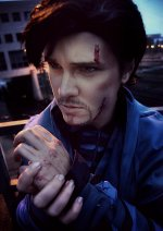Cosplay-Cover: Doctor Stephen Strange [Preview]
