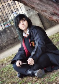 Cosplay-Cover: Sirius Black [Young]