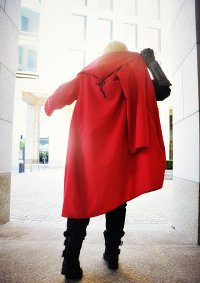 """Cosplay-Cover: Edward """"Ed"""" Elric"""