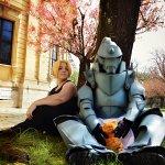 Cosplay: Alphonse Elric [Armor]
