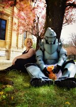 Cosplay-Cover: Alphonse Elric [Armor]