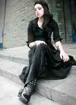 Cosplay-Cover: Bellatrix Lestrange (before Askaban)