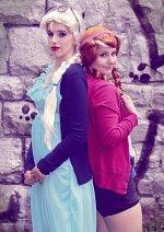 Cosplay-Cover: Elsa (Modern Version)