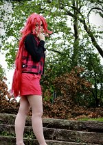 Cosplay-Cover: Grell Sutcliff (Modern Version)