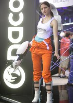 Cosplay-Cover: #008 Chell