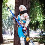 Cosplay: Impa [Hyrule Warriors]
