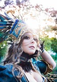 Cosplay-Cover: Venetian Carneval Dress