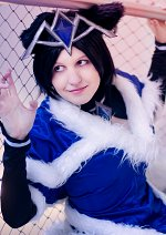 Cosplay-Cover: #010 Midnight Ahri
