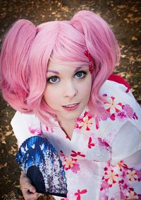 Cosplay-Cover: Girly Yukata Outfit