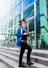 Cosplay-Cover: Yugi
