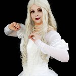 Cosplay: White Queen