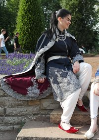 Cosplay-Cover: Daryun (ceremonial)