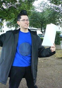 Cosplay-Cover: Dib - small glasses version