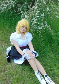 Cosplay-Cover: Eli Ayase Cutie Panther