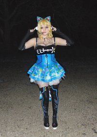 Cosplay-Cover: Eli Ayase Cyber