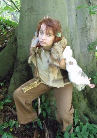 Cosplay-Cover: Faun [The Peacock King]