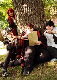Cosplay-Cover: Remus Lupin (Impro)