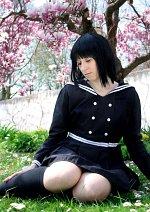Cosplay-Cover: Hotaru Tomoe (black Seifuku)