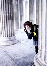Cosplay-Cover: Kujikawa Rise (Winter Uniform) [Persona 4]