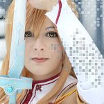 Cosplay: Asuna Yuuki ~ In-Game ~ Knights of the Blood