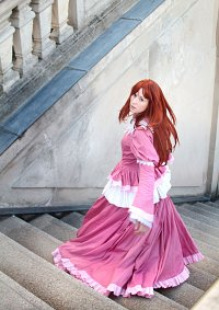 Cosplay-Cover: Juliet Fiamata Asto Capulet  ~Ballkleid/Anime~