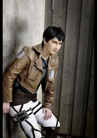 Cosplay-Cover: Bertholdt Hoover
