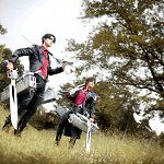 Cosplay: Levi (Wings of Counterattack-Version)