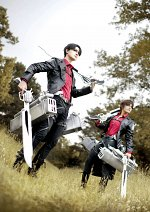 Cosplay-Cover: Levi (Wings of Counterattack-Version)