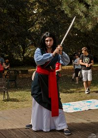 Cosplay-Cover: Mulan