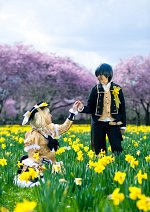 Cosplay-Cover: Ciel Phantomhive シエル ・ ファントムハイヴ [Golden Easter]