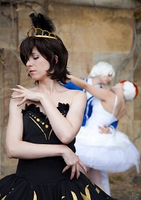 Cosplay-Cover: Princess Kraehe ~ Odile - Schwanensee Version ~