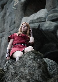 Cosplay-Cover: Clare (child)