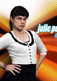 Cosplay-Cover: Julie Powers