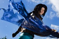 Cosplay-Cover: Afura Mann