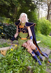 Cosplay-Cover: Deedlit (Chronicles of the Heroic Knight)