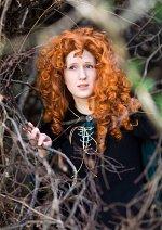 Cosplay-Cover: Merida Dunbroch (Epilogue Dress)