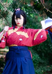 Cosplay-Cover: Lady Eboshi