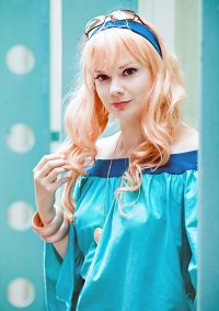 Cosplay-Cover: Sheryl Nome (Stardate)