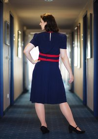Cosplay-Cover: Peggy Carter