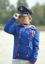 Cosplay-Cover: Norway (Marine-Version)