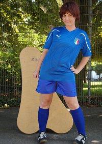Cosplay-Cover: Romano Vargas [South Italy] (WM 2010)