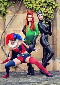 Cosplay-Cover: Harley Quinn (Suicide Squad)