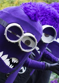 Cosplay-Cover: Evil Minion