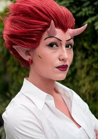 Cosplay-Cover: Callie Maggotbone (Ugly Americans)