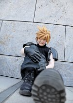 Cosplay-Cover: Cloud (Crisis Core Ending)
