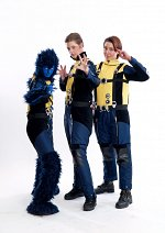 Cosplay-Cover: Hank McCoy / Beast [First Class]