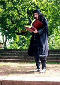 Cosplay-Cover: Alfrid Lickspittle